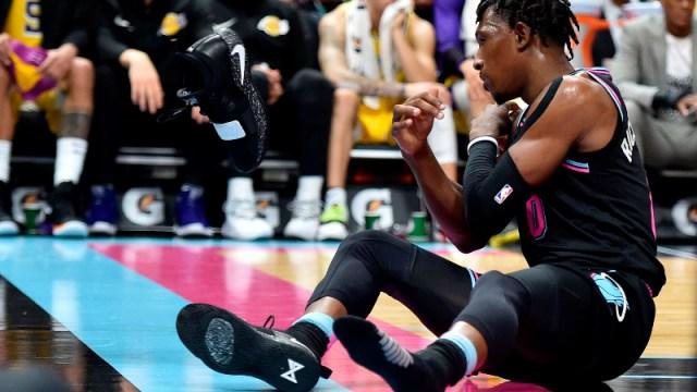 Miami Heat guard Josh Richardson