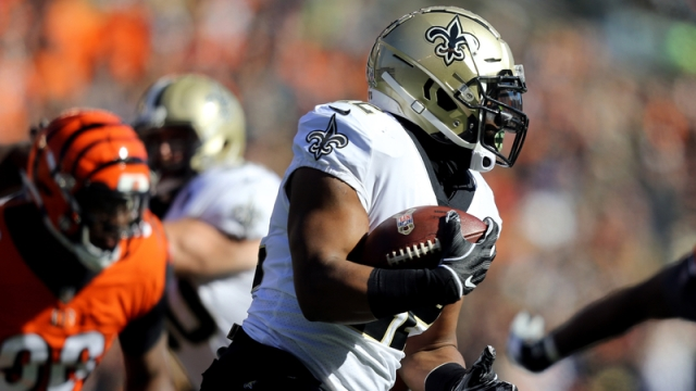 New Orleans Saints Running Back Mark Ingram