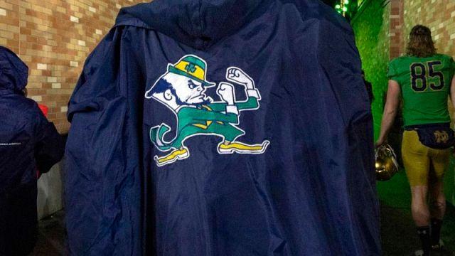 Notre Dame jerseys
