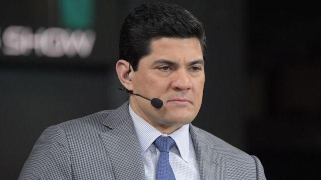 Former NFL player Tedy Bruschi