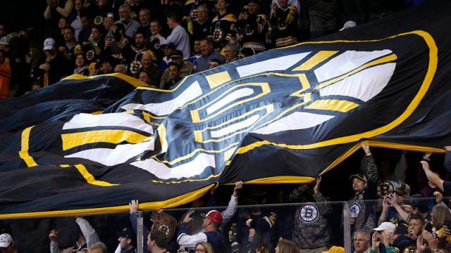 Bruins flag