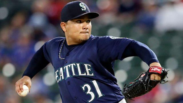 MLB pitcher Erasmo Ramirez