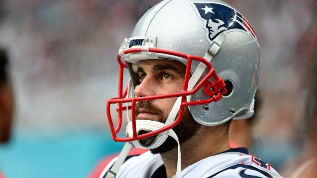 Former New England Patriots kicker Stephen Gostkowski