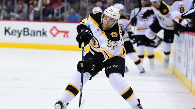 Sean Kuraly Bruins