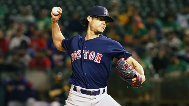 MLB pitcher Joe Kelly