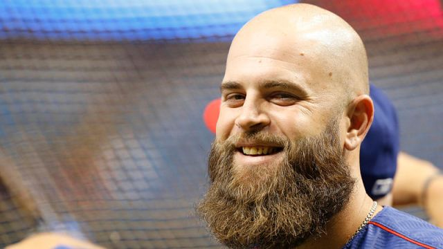 Former MLB Player Mike Napoli
