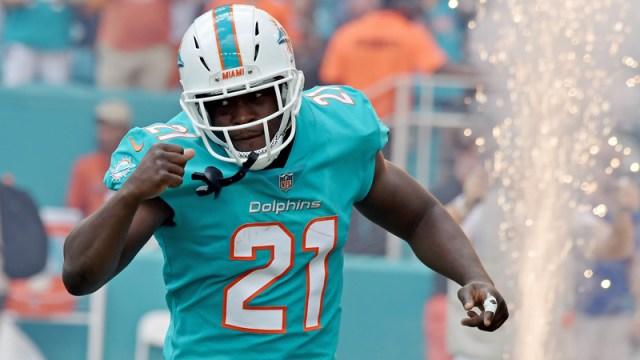 Miami Dolphins' Frank Gore