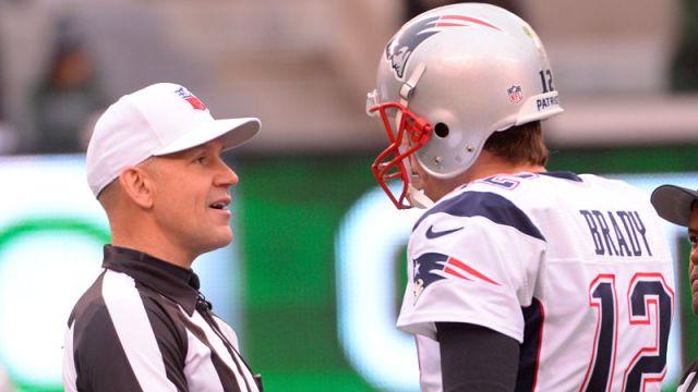 NFL referee Clete Blakeman