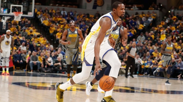 Golden State Warriors Foward Kevin Durant