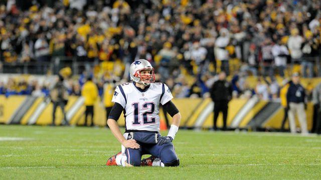 Former New England Patriots quarterback Tom Brady