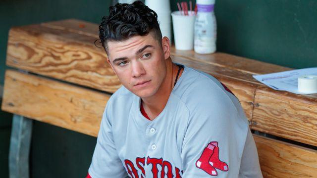 Red Sox prospect Bobby Dalbec