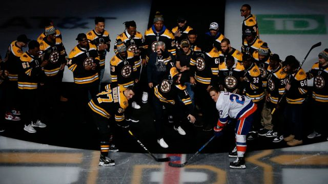 Bruins Patriots
