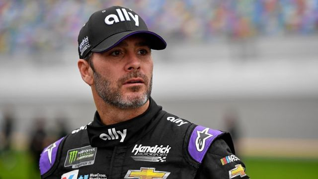 Hendrick Motorsports driver Jimmie Johnson