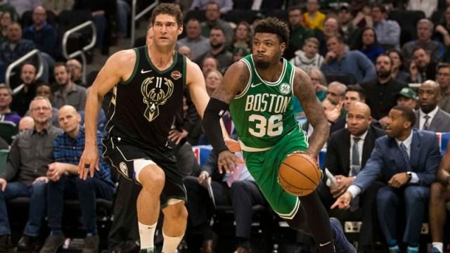 Celtics Marcus Smart