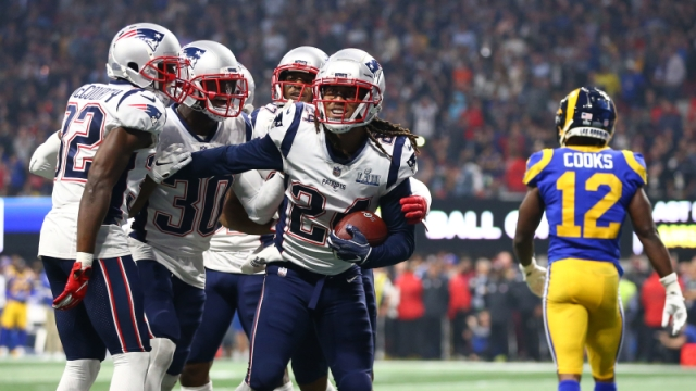 New England Patriots defense