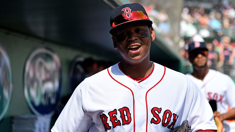 Red Sox's Rafael Devers Has Been Scorching Hot At Plate During May
