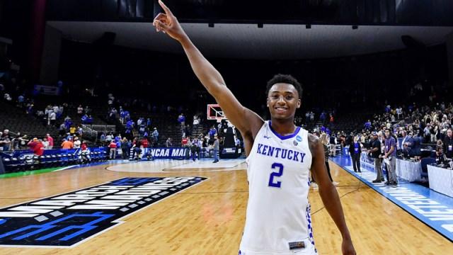 Kentucky's Ashton Hagans