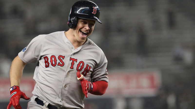 Brock Holt 'Excited To Be Back' With Red Sox After Injured List Stint