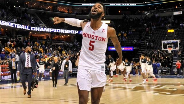 Houston's Corey Davis Jr