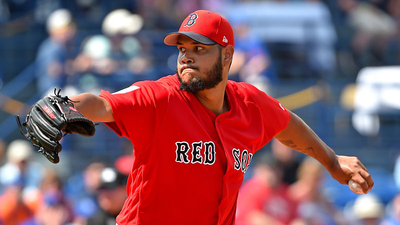 Alex Cora Expecting Big Things From Healthy Eduardo Rodriguez