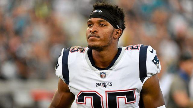Ex-Patriots cornerback Eric Rowe