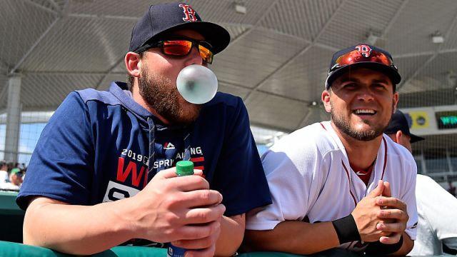 Boston Red Sox prospect Michael Chavis
