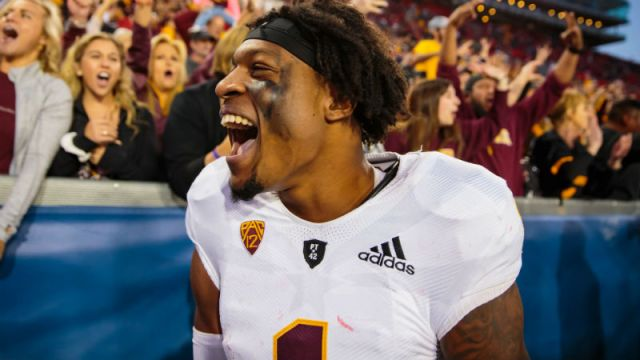 Arizona State Sun Devils wide receiver N'Keal Harry