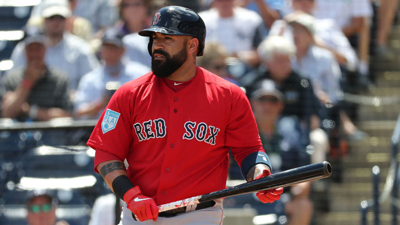 Sandy Leon Excited For First Start Of 2019 When Red Sox Take On Yankees