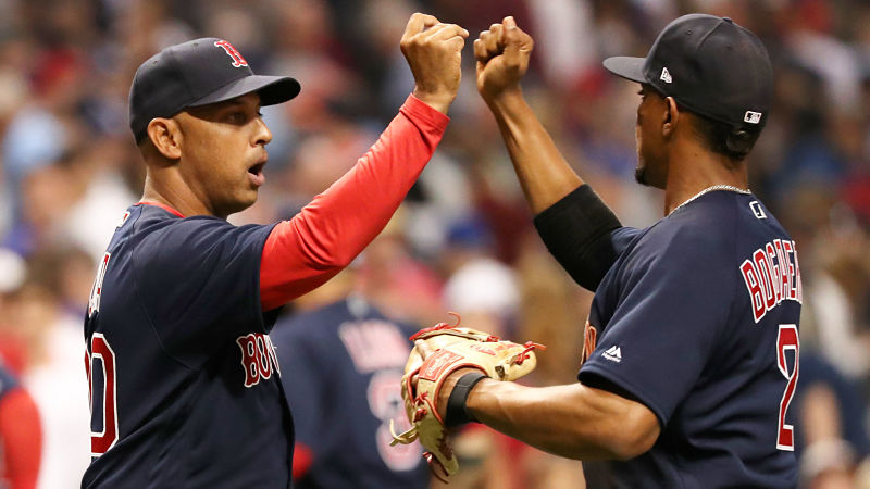 Red Sox's Alex Cora Thrilled With Xander Bogaerts' Contract Extension