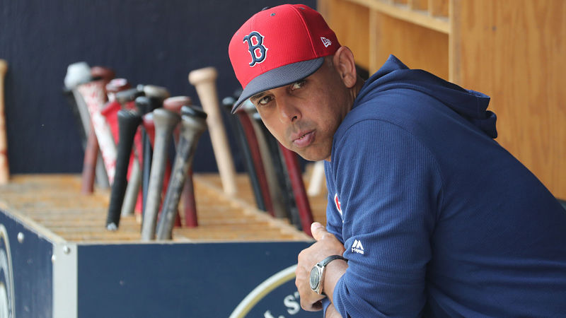 Alex Cora Keeping Eye On Red Sox's Rotation In Wake Of Nathan Eovaldi Injury