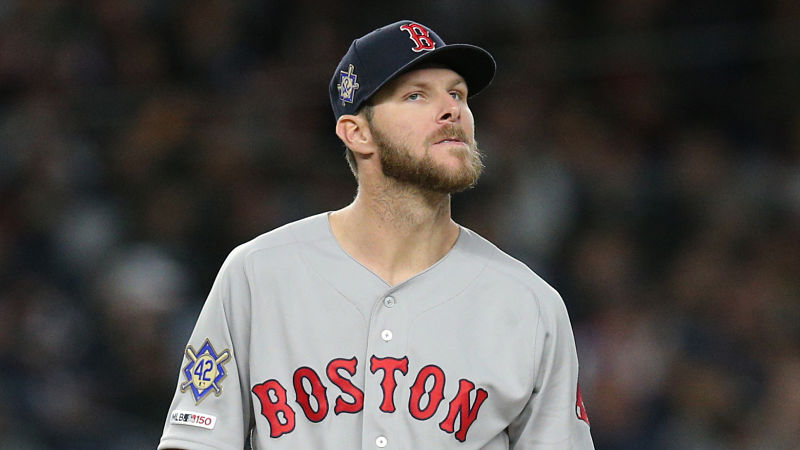 Chris Sale Looking To Go Deeper In Starts After No Decision Vs. Tigers