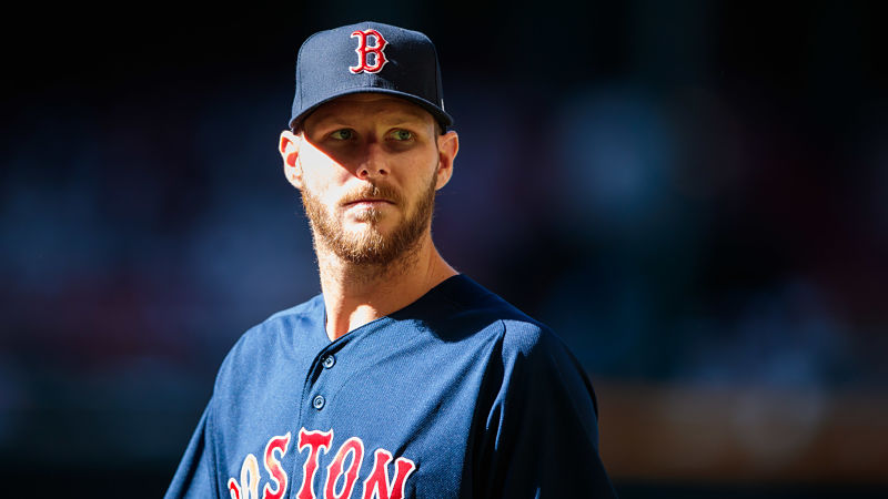 Red Sox's Chris Sale Frustrated As Struggles Continue In Loss To Blue Jays