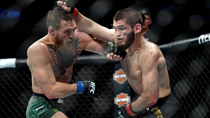 Khabib Vs Mcgregor Rematch Nurmagomedov S Manager Chimes In On Possibility Nesn Com