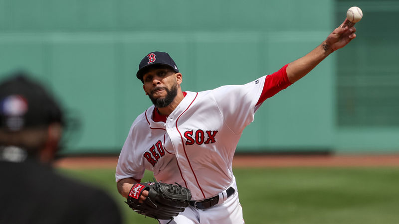 Red Sox's David Price Finding Success When Pitching At Fenway Park