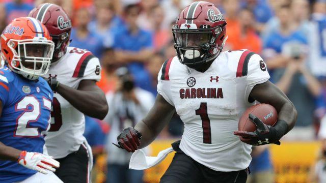 South Carolina Gamecocks wide receiver Deebo Samuel