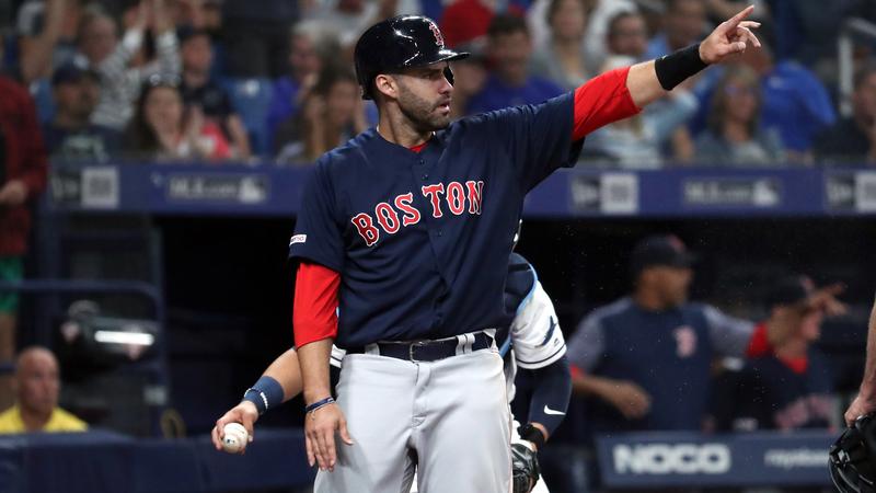 Red Sox's J.D. Martinez Boasts Impressive Career Numbers Vs. Rangers
