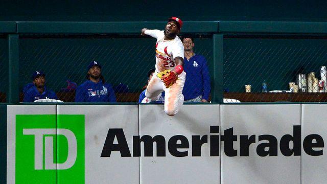 St. Louis Cardinals outfielder Marcell Ozuna