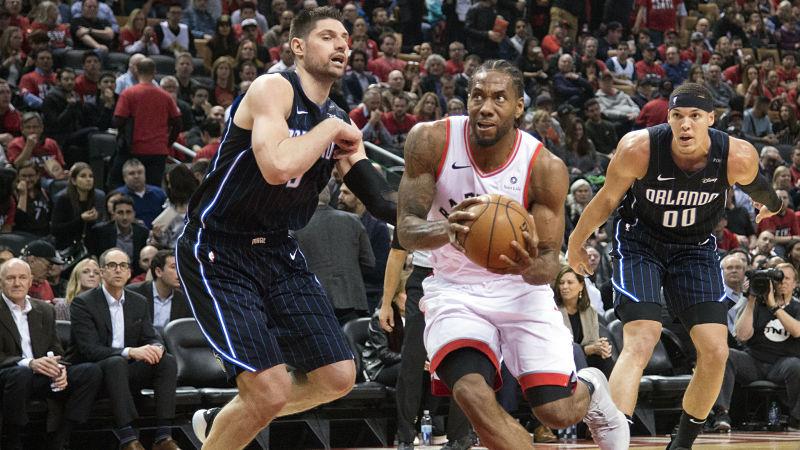 Magic Vs. Raptors Live Stream: Watch NBA Playoff Game 5 ...