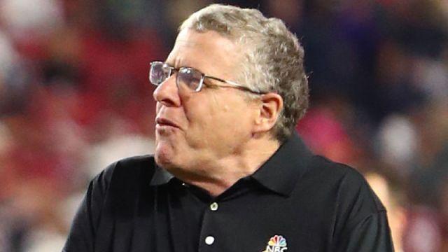 NFL reporter Peter King
