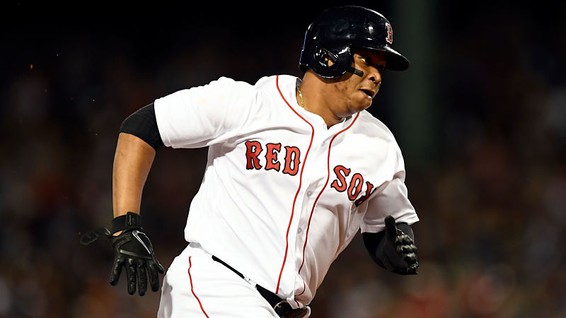 Rafael Devers, Michael Chavis Proving To Be Solid Young Bats For Red Sox