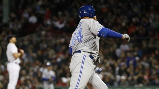 Toronto Blue Jays slugger Rowdy Tellez