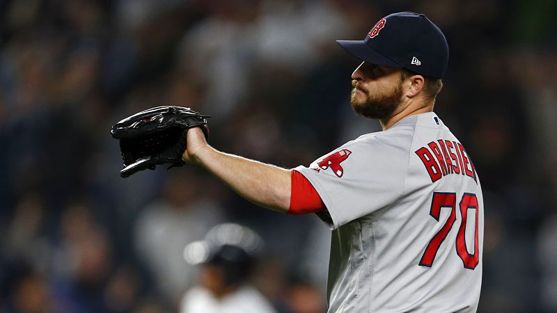 Red Sox Bullpen Dealing With Some Struggles Over Last Eight Games