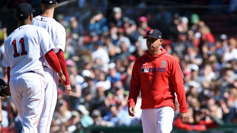 Alex Cora Calls Red Sox's Recent Roster Adjustments 'Part Of' Being Team