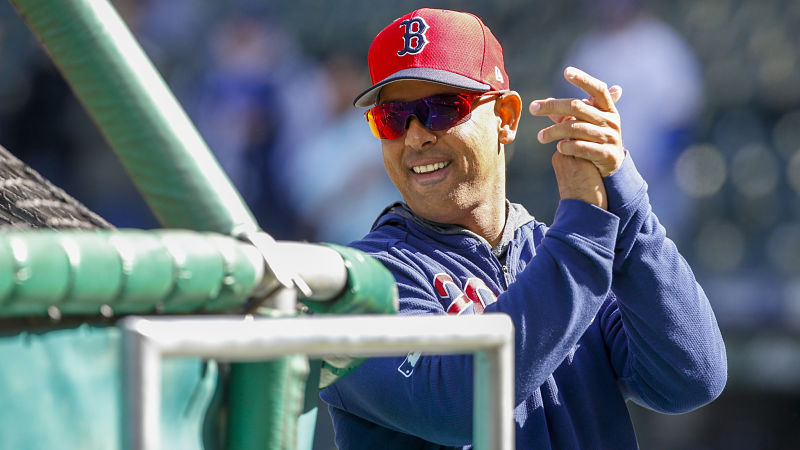 Alex Cora Salutes Bruins For Great Season After Stanley Cup Final