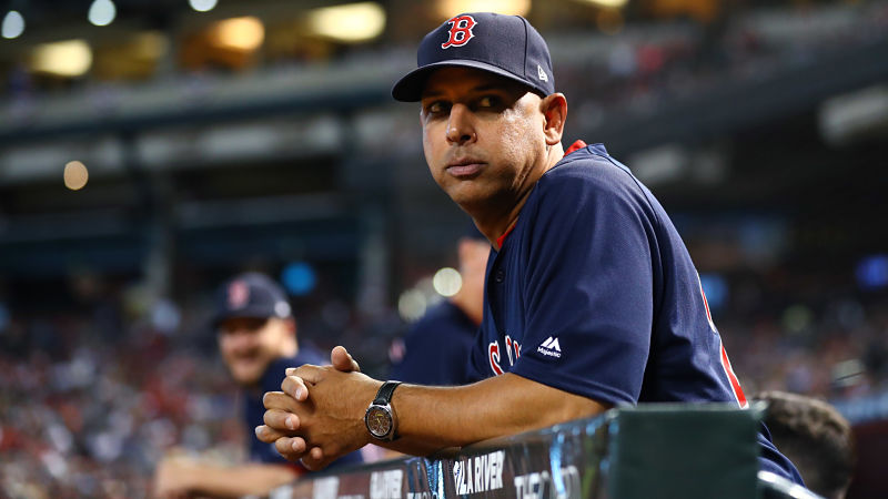 Alex Cora: Yankees 'Hard To Stop' Once They Start Gaining Momentum