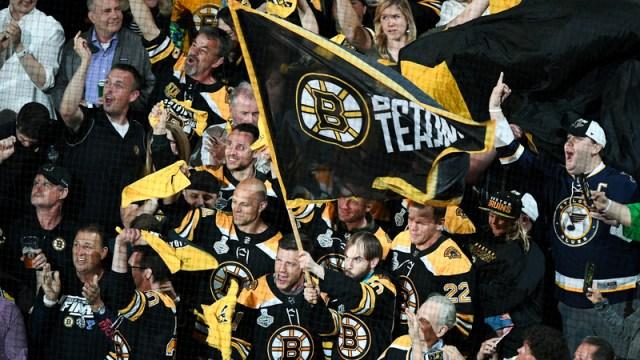 2011 Boston Bruins