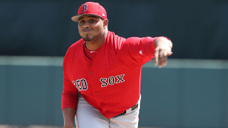 Red Sox's Alex Cora Explains What To Expect From Darwinzon Hernandez