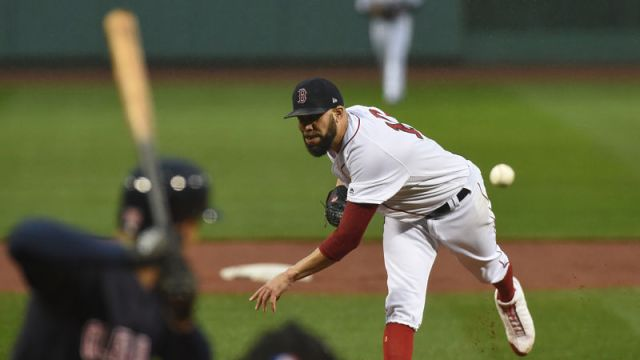 Boston Red Sox pitcher David Price
