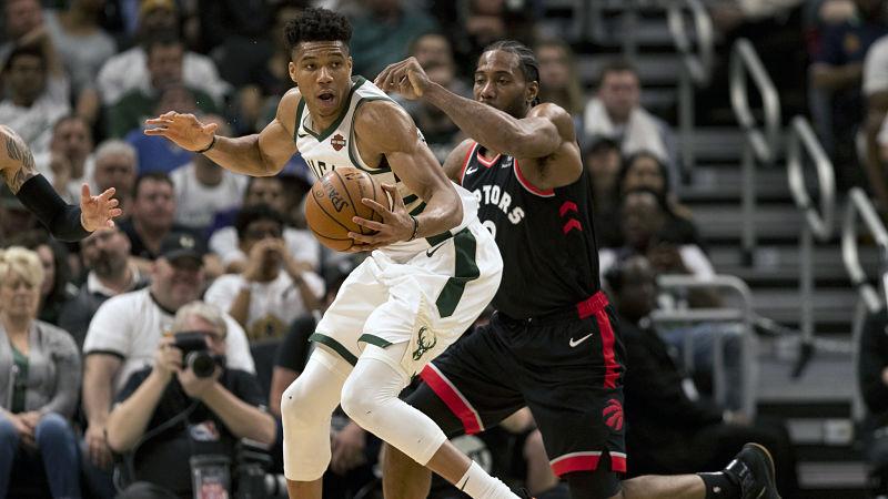Raptors Vs. Bucks Live Stream: Watch NBA Playoff Game 5 ...