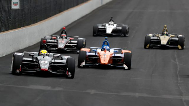 IndyCar: 103rd Running of the Indianapolis 500-Practice